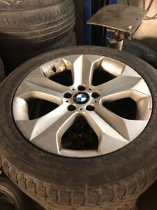 Winter tires 255/50/19 good for BMW X6
