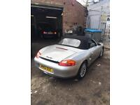 Porsche Boxster 2.7 2002 SPARES OR REPAIR