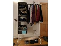 IKEA Clothes rack - 3 months use