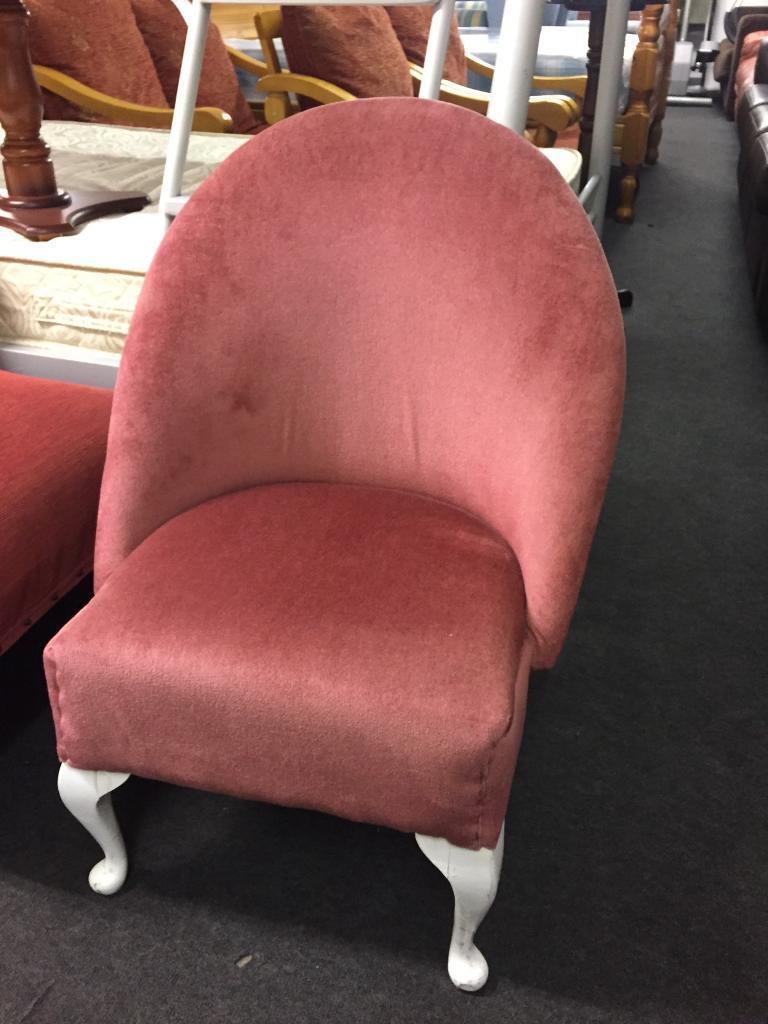 Vintage nursing / bedroom chair