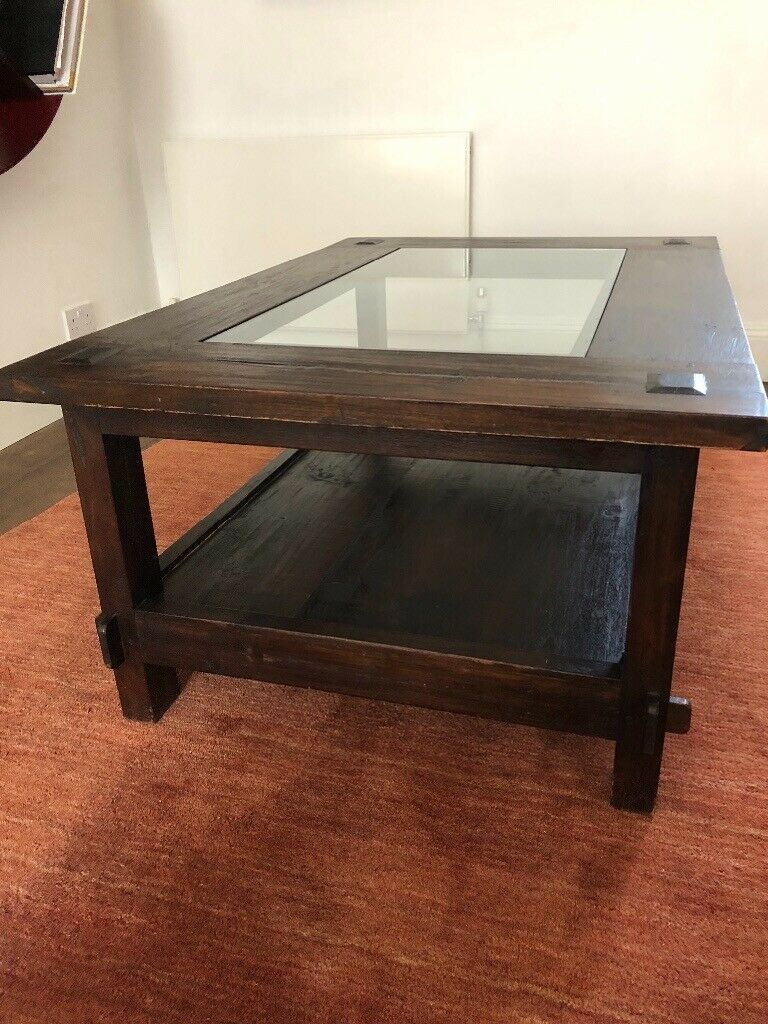 Coffee Table Solid Wood Lombok for Sale   in Fulham ...