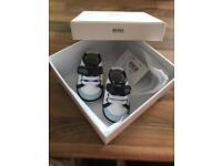 Hugo Boss crib shoes