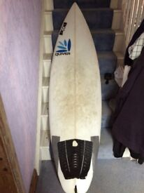 Quiver 6'1 Surfboard