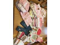 Baby girls 3-6months bundle