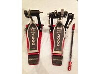 DW5000 Bass Drum Twin Pedals
