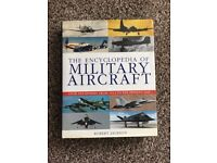 The encyclopedia of military's aircraft book -over 650 entries 1941 - present day