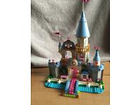Lego Cinderella castle only