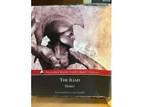 The Iliad by Homer complete unabridged CD set