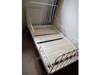 Toddlers to child's single bed, extendable bed