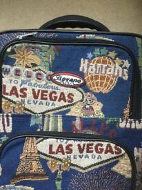 Las Vegas Hand luggage Suitcase.