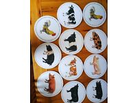 Tablemats by Richard Bramble