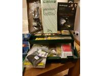 Fly tying kit and accessories, LOADS on offer here at BARGAIN price!!