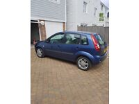 Ford Fiesta Ghia 1.6 Auto - Only 18,371 Miles.