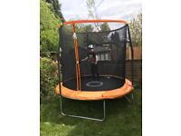 10ft sports trampoline