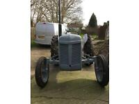 Rebuilt 1951 Ferguson TEA20 Tractor with v5