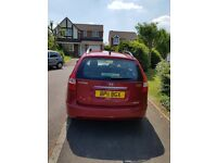 Hyundai I30 Estate Comfort 1.6 CRDI diesel, immaculate condition