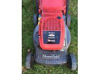 Lawnmower Petrol Mountfield