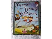 POEMS FOR YOUNG CHILDREN BOOK