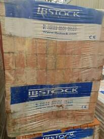 Ibstock surrey county red multi stock building bricks 1 pack available