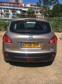 Nissan Qashqai 2008 - Petro - Only £2950