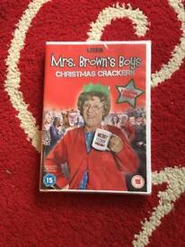 Brand new still sealed men's browns boys dvd