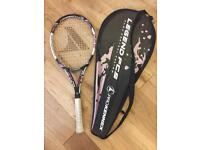 Prokennex Destiny FCS tennis racket with matching cover