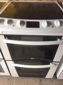Zanussi 600mm electric cooker.