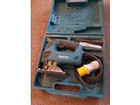 Makita jigsaw 110v in good condition