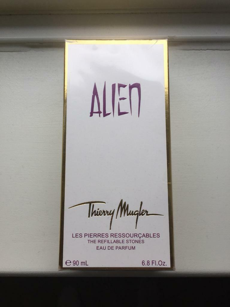 Thierry Mugler Alien Perfume In Totton Hampshire Gumtree