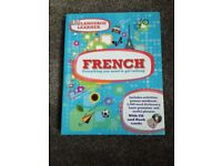 Dorling Kindersley Language Learner- French Book. Brand New With CD and flashcards