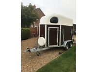 Bargain Robinson Horse Trailer 2005 Excellent Condition, Very Little Use At All,
