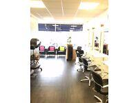 Salon Chair to Rent. Friendly Salon E18. All Inclusive. Keys to Salon. £100 pw