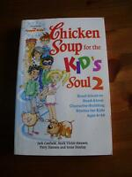 3 Chicken Soup Books - Like New
