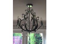 2 next chandeliers