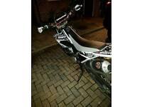 Yamaha wr 125cc swaps for vespa gts ONO