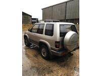 Isuzu Trooper SOLD