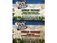 Party at the Palace tickets for sale