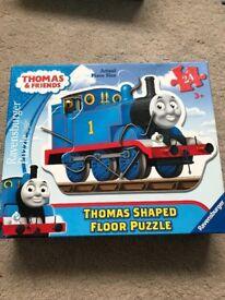 Thomas Tank engine jigsaw