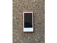 iPod Nano 7th Generation Pink 16GB
