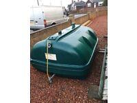 Balmoral 1250 oil tank