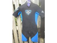 Gul Fusion Adult Shortie Wetsuit for Sale