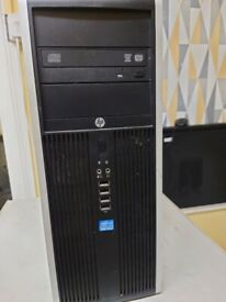 HP COMPAQ ELITE 8200 i 5 WINDOWS 10 PC