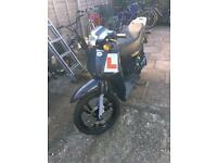 Honda sh fifty