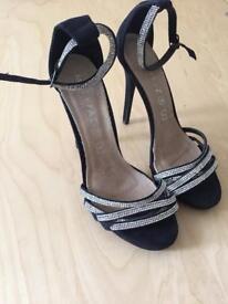 High heels size 5 (38)
