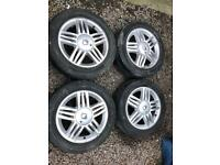 "Renault Megane 16"" alloys"