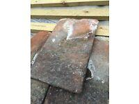 Handmade Clay Roof Tiles c 1700s