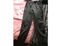 North face tracksuit pants