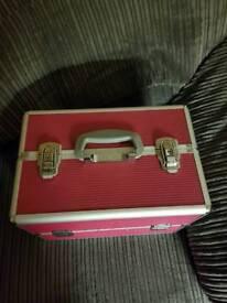 Large vanity case