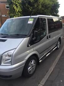 Ford transit 2013 for rent