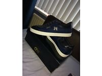 Cruyff men's Navy Santi Shoes